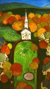 New England Green by John Newcomb