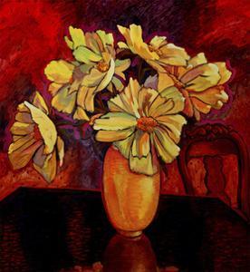 Peony Vase by John Newcomb