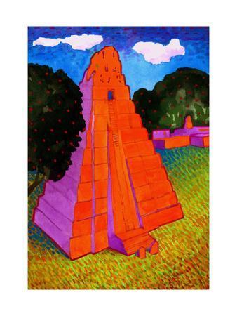 Temple of the Jaguar (Tikal)