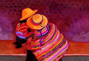 The Girls of Guatemala by John Newcomb