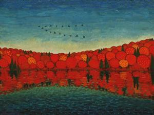 The Idea of Fall by John Newcomb