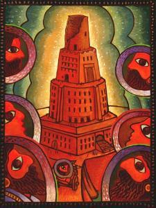 Tower of Babel by John Newcomb