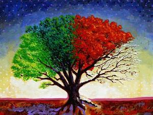 Tree For All Seasons by John Newcomb