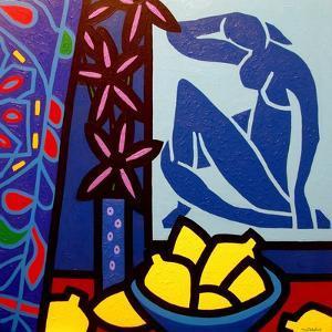 Homage to Matisse 1 by John Nolan