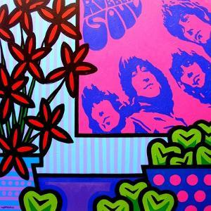 Stil Llife with the Beatles by John Nolan