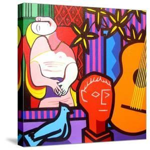 Still Life with Picassos Dream by John Nolan