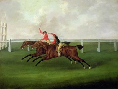 "Dungannon Beating ""Rockingham"", 1768"
