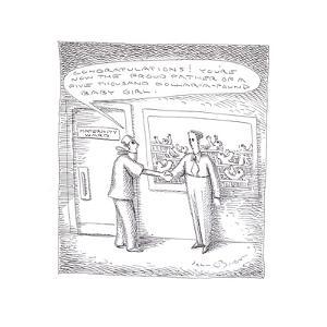 Baby ward - Cartoon by John O'brien