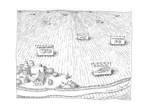 Farmer's crops - Cartoon by John O'brien