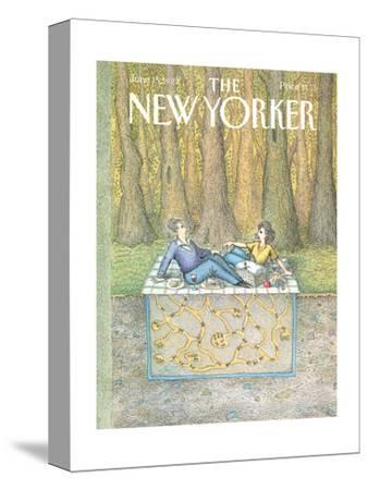 The New Yorker Cover - June 15, 1992