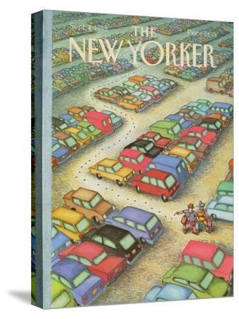 The New Yorker Cover - September 4, 1989