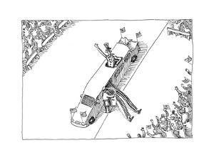 Uncle Sam - Cartoon by John O'brien