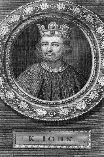 John of England-George Vertue-Giclee Print