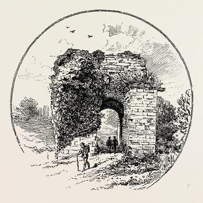 John of Gaunt's Gateway--Giclee Print