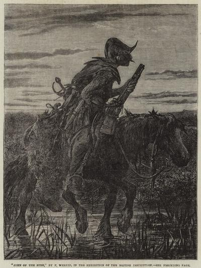 John of the Syde-Fred Weekes-Giclee Print