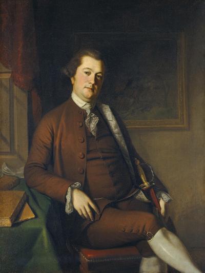 John Philip de Haas, 1772-Charles Willson Peale-Giclee Print