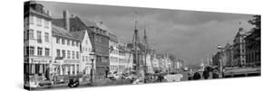 A View of the Nyhavn Canal Harbor in the City of Copenhagen by John Phillips
