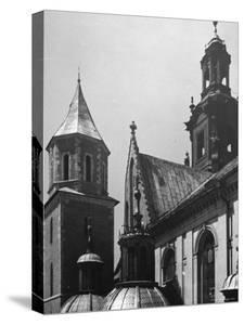 Tower of Wawel Castle by John Phillips