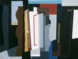 Abstract I by John Piper