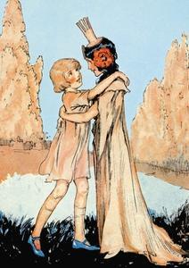 Betsy and Ozma by John R^ Neill