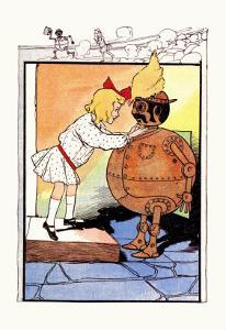Copper Man by John R. Neill