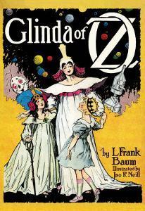 Glinda of Oz by John R^ Neill