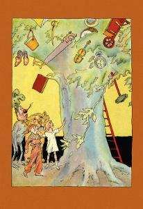 Indus Tree With Collection of Articles by John R. Neill