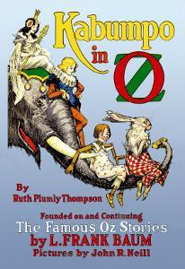 Kabumpo in Oz by John R^ Neill