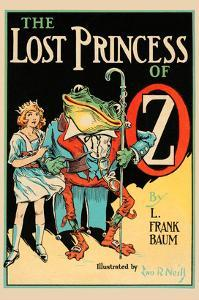The Lost Princess of Oz by John R. Neill