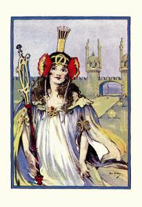 The Princess of Oz by John R^ Neill