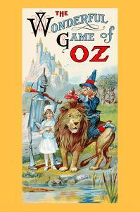 The Wonderful Game of Oz by John R^ Neill