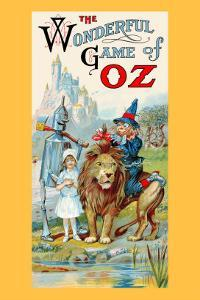 Thewonderful Game of Oz by John R^ Neill