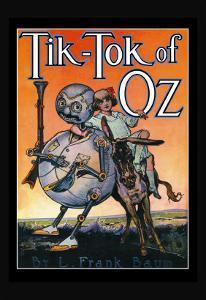 Tik-Toc of Oz by John R. Neill