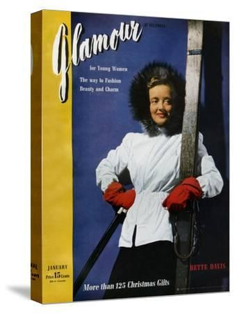 Glamour Cover - January 1941