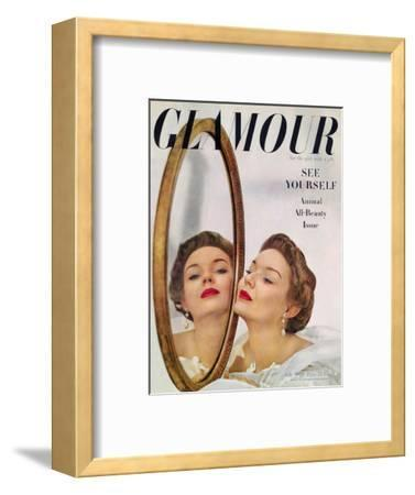 Glamour Cover - July 1949
