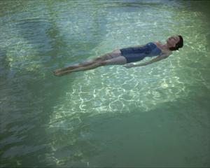 Vogue - July 1948 - Bathing Beauty by John Rawlings
