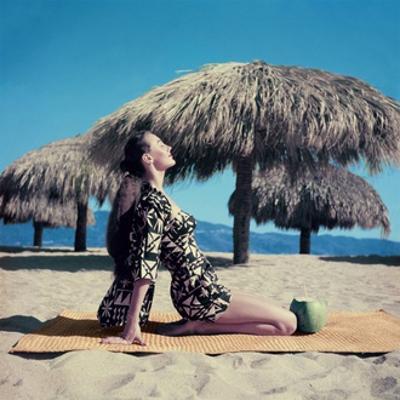 Vogue - June 1955