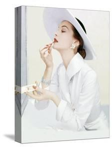 Vogue - March 1951 by John Rawlings