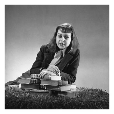 Vogue - September 1940 - Carson McCullers