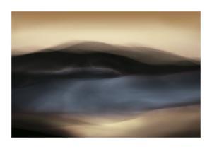 Blu Wind I by John Rehner