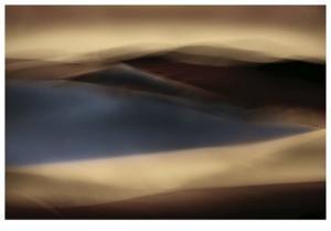 Blu Wind II by John Rehner
