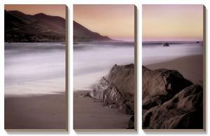 Garrapata Beach by John Rehner
