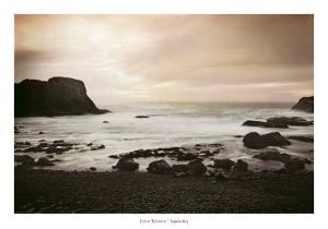 Yaquina Bay by John Rehner
