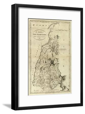 State of New Hampshire, c.1796