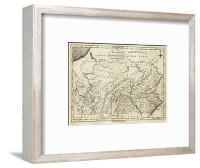 State of Pennsylvania, c.1796