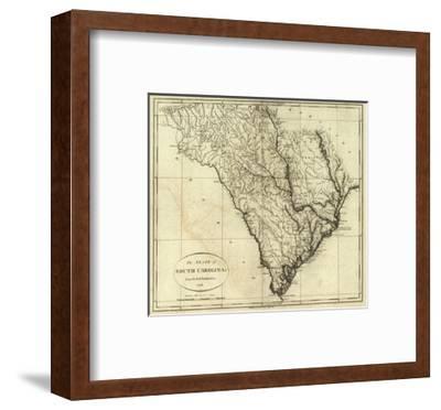 State of South Carolina, c.1796