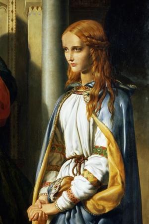 Cordelia Disinherited, 1850