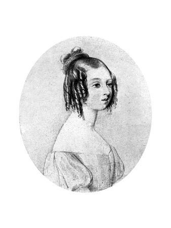 Princess Victoria at the Age of Fifteen, C1834