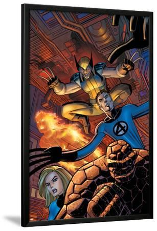 Wolverine No.22 Cover: Wolverine by John Romita Jr.