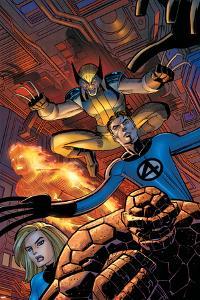 Wolverine No.22 Cover: Wolverine by John Romita Jr^